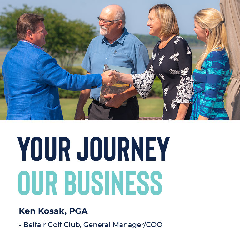 Your Journey Our Business